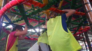 Elastiques structure pour enfants
