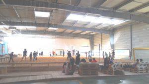 Sports sur sable en Vendée