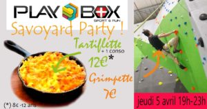 Savoyard Party Playbox