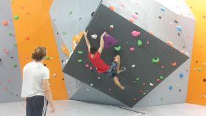 bloc escalade grimpe
