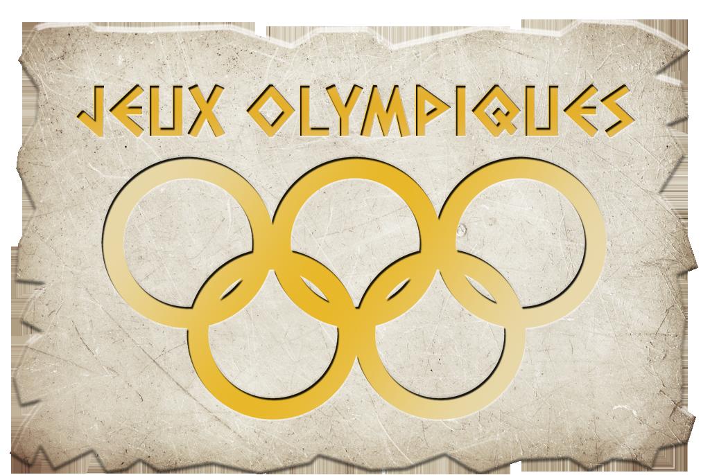 Logo jeux Olympiques